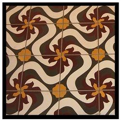 CH Swirl Pattern