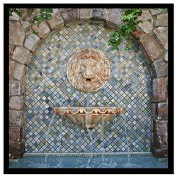 ATQ Lion Head Fountain