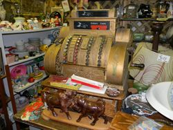 country store cash register