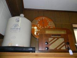 Waconda Springs radio works!