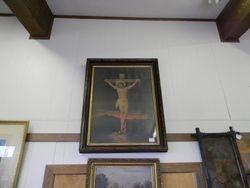 Religious print