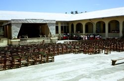The ANS Quadrangle in it's old days