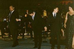 Una tournée col Conservatorio di Trapani