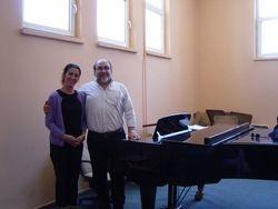 Hacettepe- Conservatorio Ankara- 2007