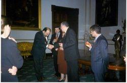 Nomina a Cavaliere di Malta