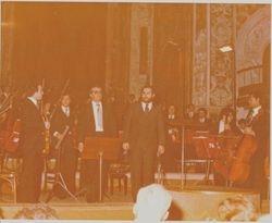Auditorium del SS. Salvatore - Palermo 1978