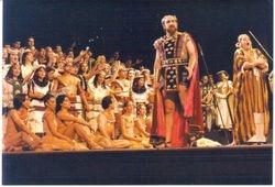 Aida - Teatro Nacional S. José di Costarica 1987