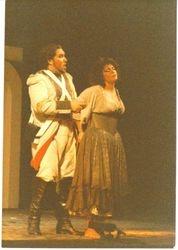 Carmen - Teatro Vespasiano Rieti 1985