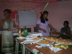 Batch 125 farewell party