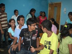 Batch 126 farewell party