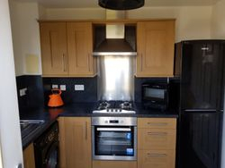 Milbourne Oak kitchen pic 1