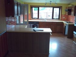 kitchen to be removed and upgraded pic 1