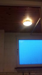 Bathroom ceiling to be stripped and plastered & new lighting installed pic 3 of 12