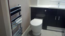 Upgrade to Bathroom complete pic 9 of 12