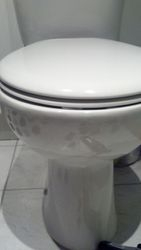 Chipped bathroom Wc toilet pan fully repaired pic 8 of 8