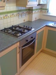 axiom  umbriel green worktop replacement pic 1