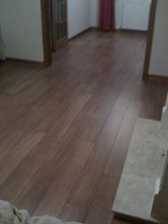 Quick step - afzelia doussie bleached plank flooring