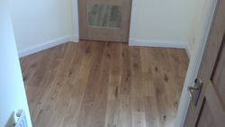 Galleria solid rustic solid oak flooring