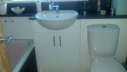 bathroom upgrade completed pic 4 of 5