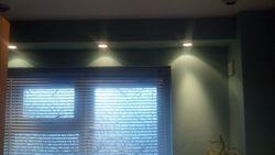 Bathroom upgrade Additional lights above vanity unit added pic 5 of 5