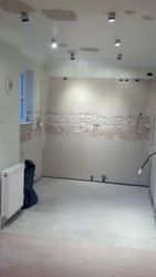 Kitchen removed to be changed into utility area using Stevenswood Broadoak units & Granite worktops pic 2 of 7