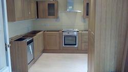 Kitchen installation in progress pic 5 of 7