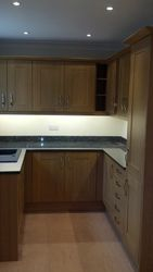 Utility area upgraded from existing kitchen area to Stevenswood Broadoak units and Granite worktops pic 7 of 7