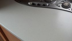 completed motorhome worktop dents fully repaired pic 7 of 7