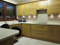 Kitchen upgraded to Stevenswood Broadoak Natural pic  of 5