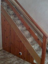 staircase 1 before