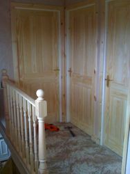 Tp landing pine panel doors pic 3