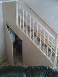 staircase 1 after with concealed door