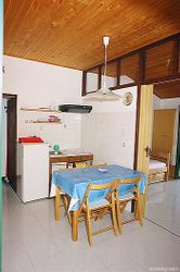 Kitchen and dining romm