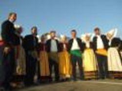 folk dance and costume