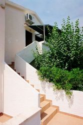 Stairs to Studio