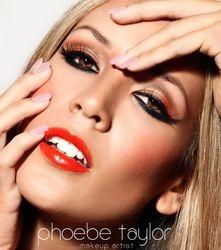Phoebe Taylor MUA Shoot