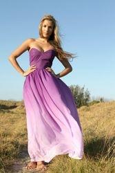 Damsel in this Dress lookbook shoot