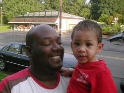 Proud Daddy & Matthias