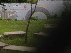 Maranatha Basic School Yard