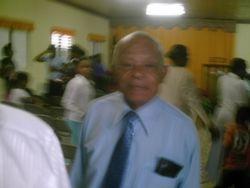 Pastor Fred Rose, Change Hill