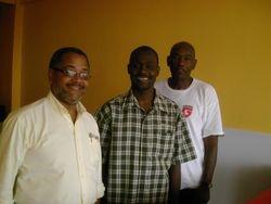 Thanks to Paul Sharp, Alpha Jamaica