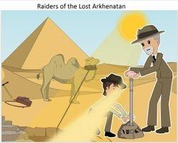 Raiders of the Lost Arkhenatan