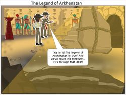 The Legend of Arkhenatan