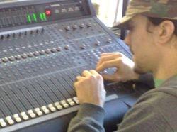 Studio Time December 2008
