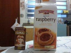 Raspberry and Gina