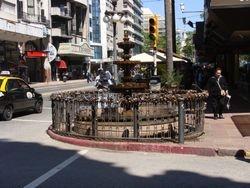 Fountain of Padlocks