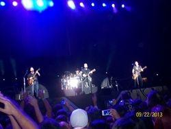 Bon Jovi and the band