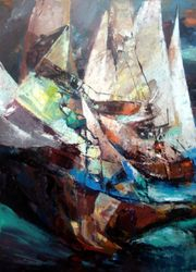 Boats sails