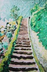 Stairway to the Mountain, Madeira
