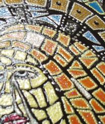 Saint Monica Texture